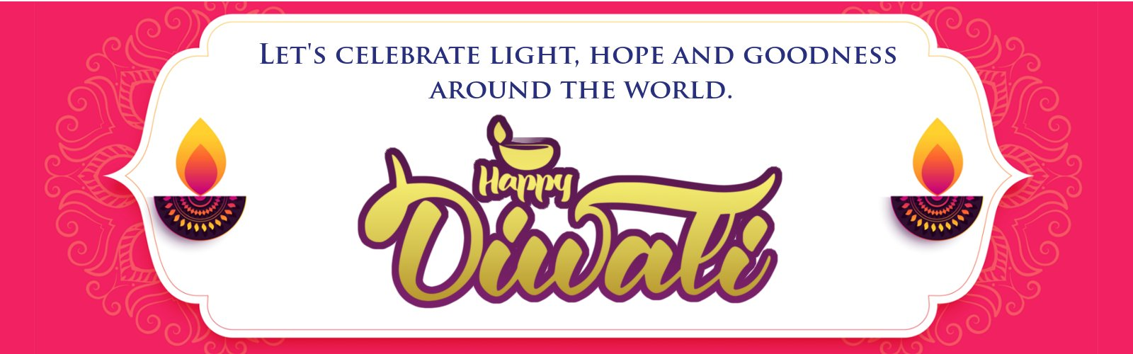 Wish You Happy Diwali & Prosperous New Year !!!